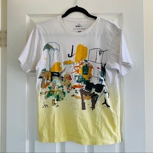 Uniqlo • Jean-Michel Basquiat Tee